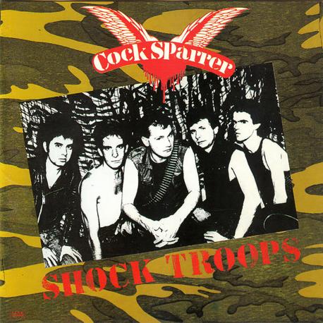 Shock Troops CD