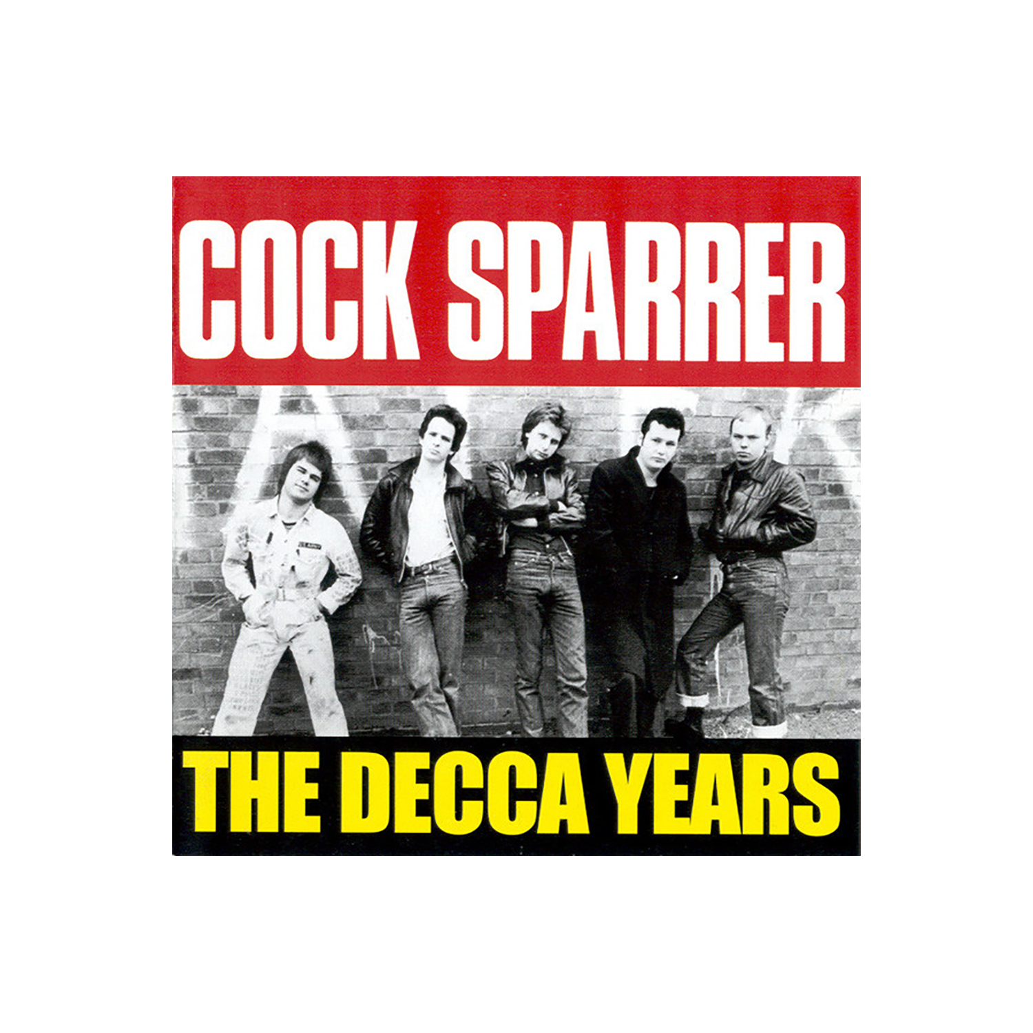 The Decca Years CD