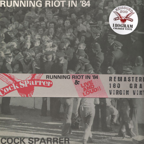 Running Riot In '84 & Live And Loud 2xLP