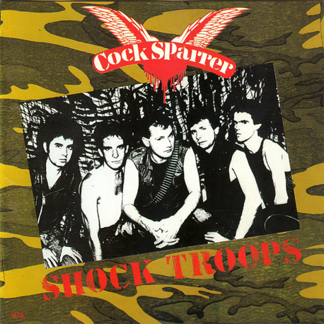 Shock Troops LP