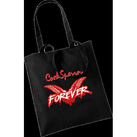 Forever tote bag (black)