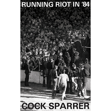 Running Riot In '84 cassette