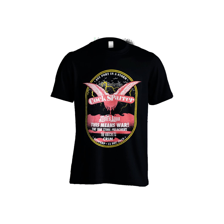 Antwerp 15/12/2018 t-shirt