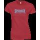 Sparrer London claret womens t-shirt