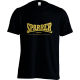 Sparrer London (yellow on black) t-shirt