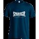 Sparrer London (white on navy) t-shirt