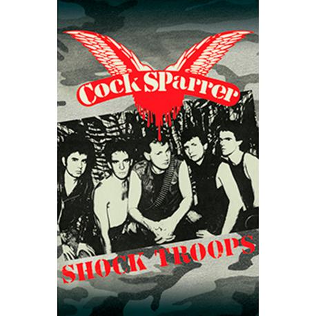Shock Troops cassette