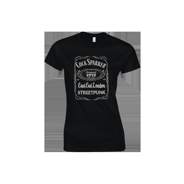 Streetpunk womens t-shirt