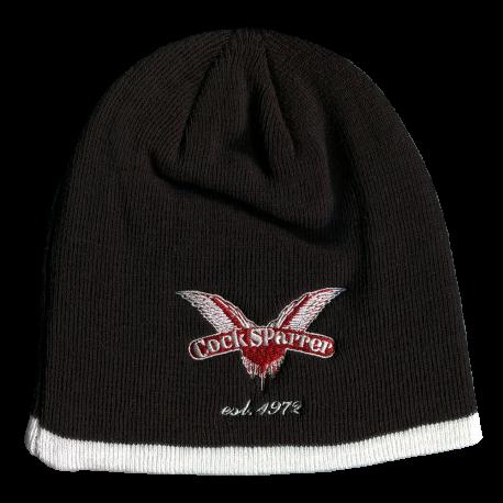 Logo 1972 black/white beanie hat